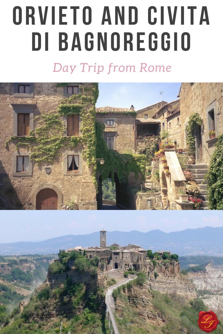Orvieto Day Trip From Rome Civita Di Bagnoregio Visit Day
