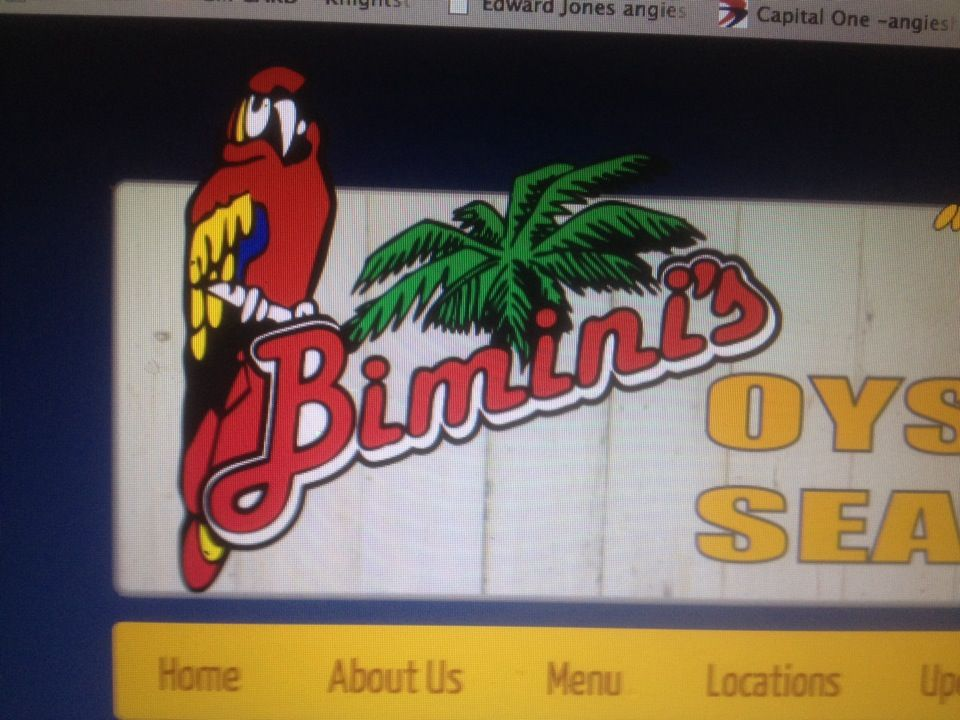 Bimini's Oyster Bar & Seafood Cafe in Greenville, SC