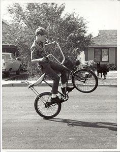 Wheelie Banana Seat Bike Bicycle I Want To Ride My Bicycle