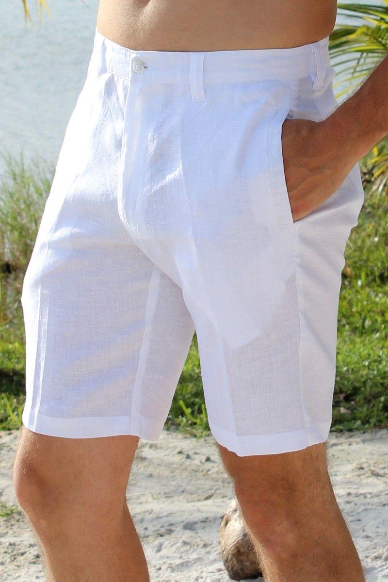 9430506660c Men s Linen Shirt
