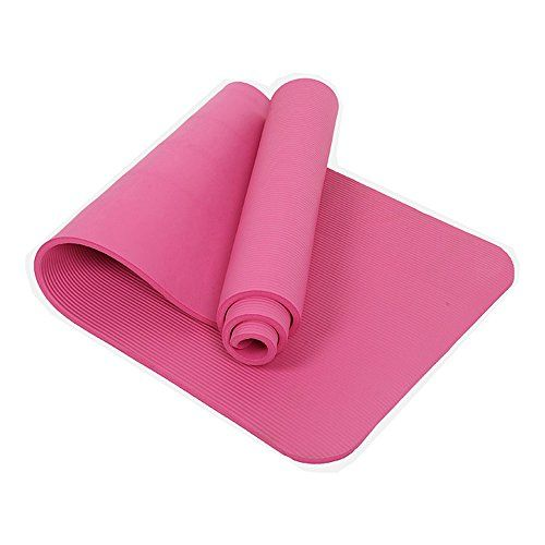Thick Yoga Mat Kapoo Exercise Mat 1 2 Inch Extra Thick 72 Https Www Amazon Com Dp B017b7xcae Ref Cm S Mat Exercises Thick Yoga Mats Yoga Fitness