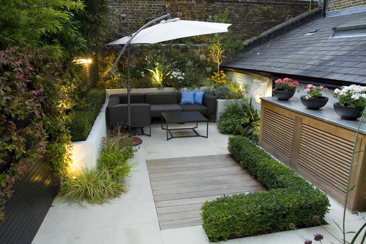 Small Garden 19 Small Garden Design Projects Garden 400 x 300