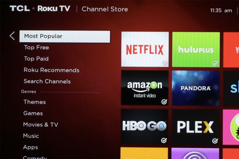 Roku just made a new account for me. But I don't want one
