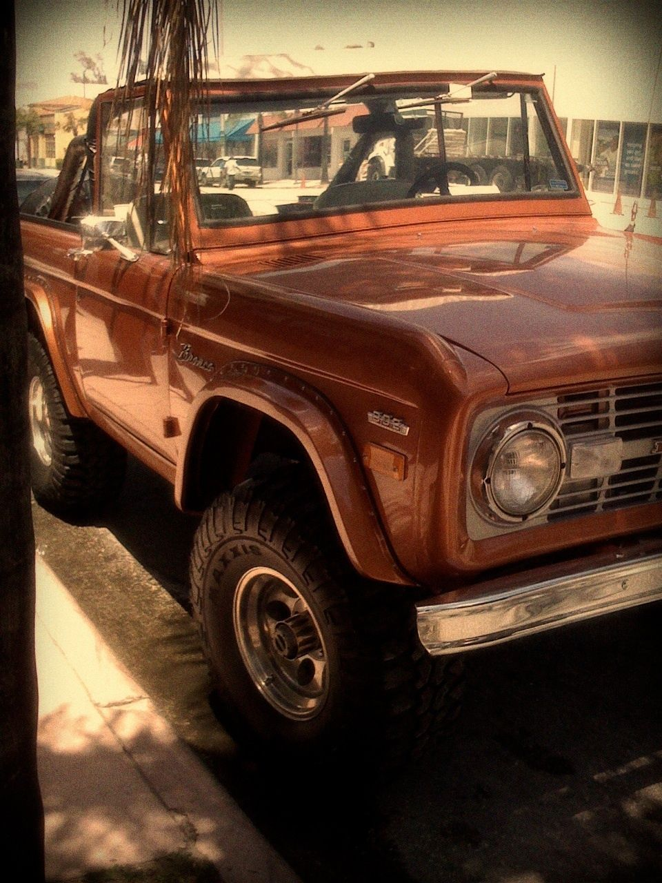 Pin by monica hill on Wes Old ford bronco, Classic ford