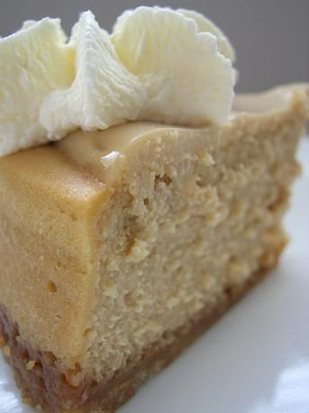 Irish Coffee Cheesecake - This cheesecake has a fun spin for St. Patrick's Day.