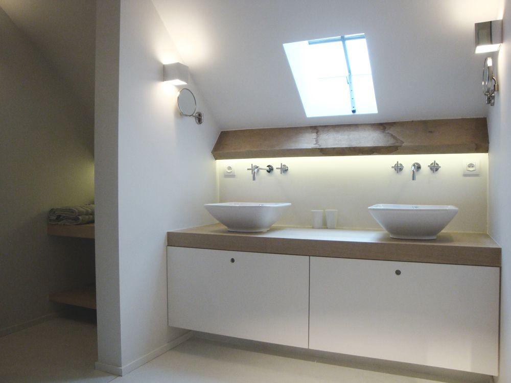 Interieurs op maat vrolix interieur moderne woonboerderij pinterest interieurs oog en - Ouderlijke doucheruimte kleedkamer volgende ...