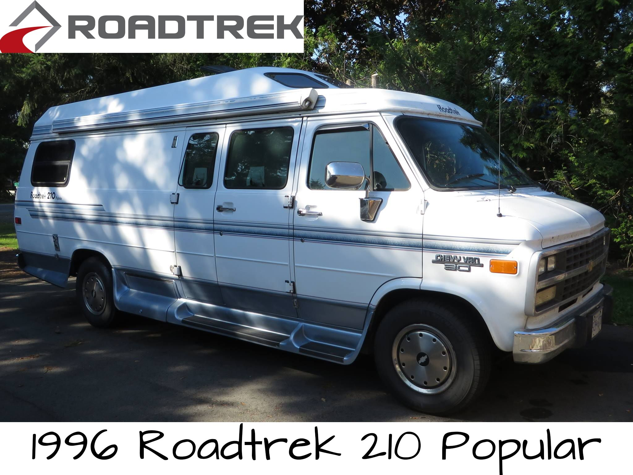 Special Thanks To Terry Miller For Providing Us With Our Throwbackthursday Vehicle Of The Week His Beautifully Kept 1996 Roadtrek Van Life Retro Pictures