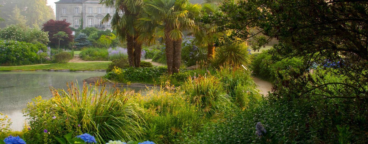 Parc Botanique De Haute Bretagne Parc Botanique Parc Et Jardin