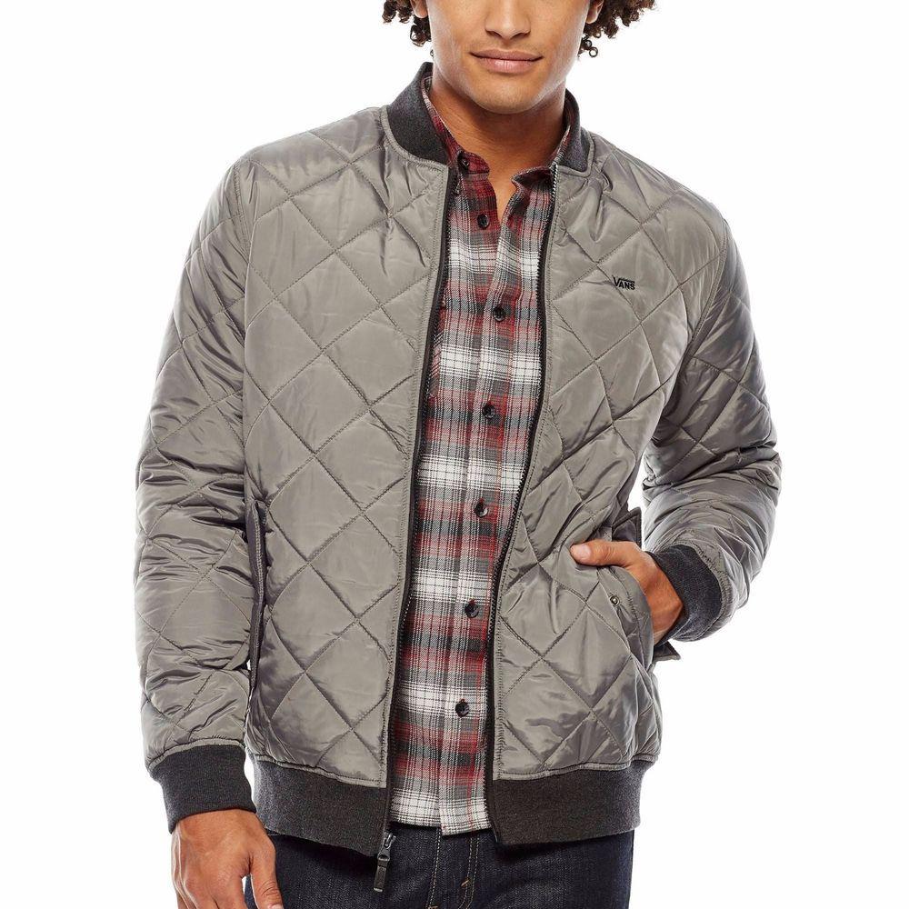 vans gotham jacket