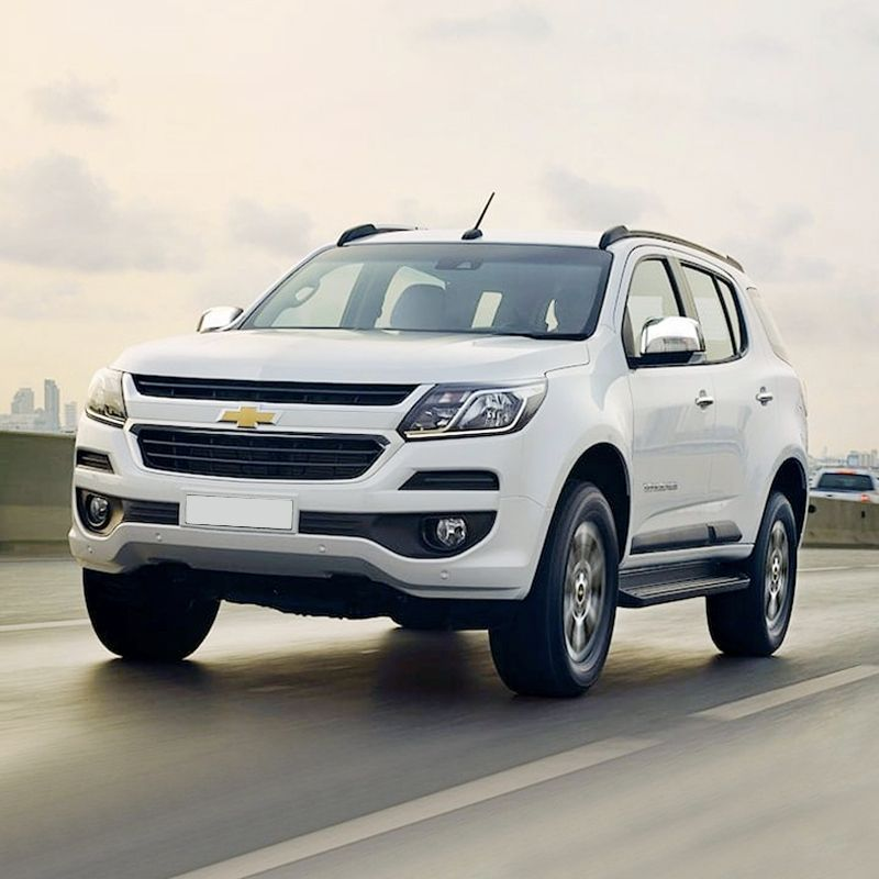 Chevrolet Trailblazer Z71 2018 Chevrolet Trailblazer Chevrolet