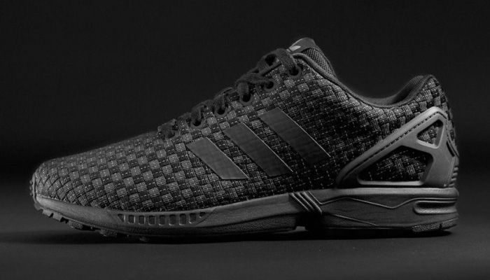 super popular 0eb58 0e711 Kicks Deals – Official Website adidas ZX Flux  Reflective Weave  Black Black  - Kicks Deals - Official Website