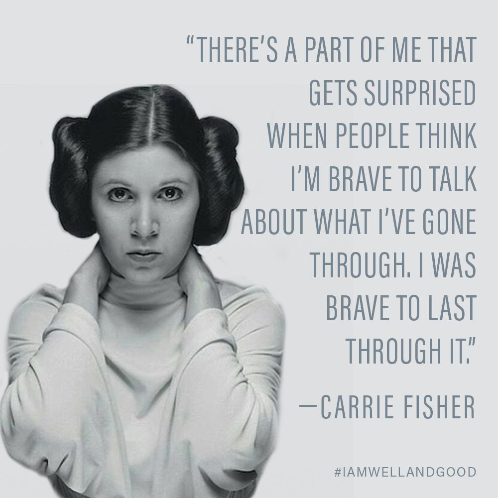 Rip To Carrie Fisher Good Stuff Pinterest Frases