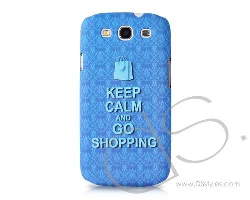 Keep Calm Series Samsung Galaxy S3 Cases i9300 - Go Shopping  http://www.dsstyles.com/samsung-galaxy-s3-cases/keep-calm-series-i9300-go-shopping.html