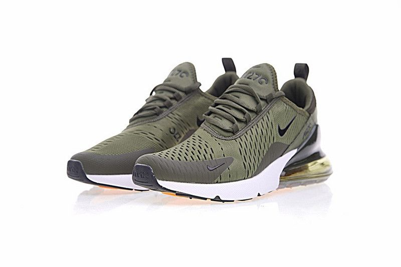 Factory Authentic Nike Air Max 270 Army