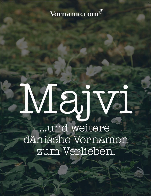 Vorname.com - Caja, Rasmus, Majvi: 20 dänische Vornamen zum Verlieben #babynamesboy