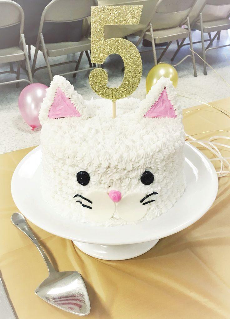 Birthday Cake For Cats Elegant Best 25 Kitten Cake Ideas On