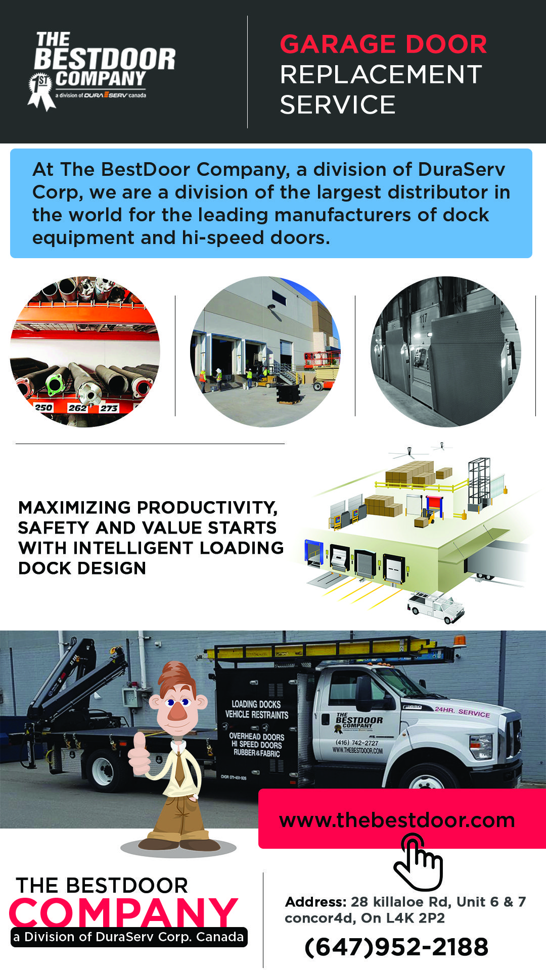 Thebestdoor One Of The Best Company In Killaloe Rd Service