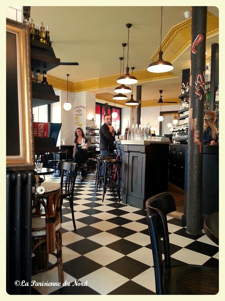 Organisation deco cuisine bistrot parisien bistrot - Cuisine style bistrot parisien ...