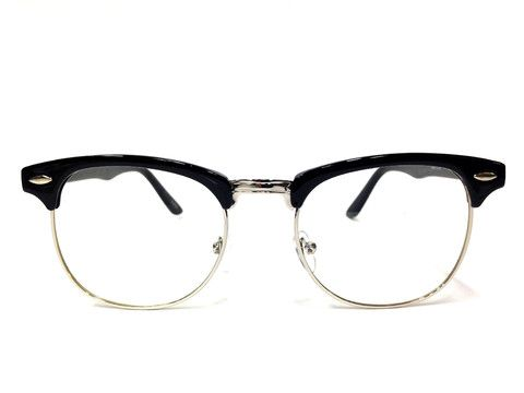 001-CLR ($15) Classic Malcolm-X Style Glasses | > INCOGNITO EYEWEAR ...