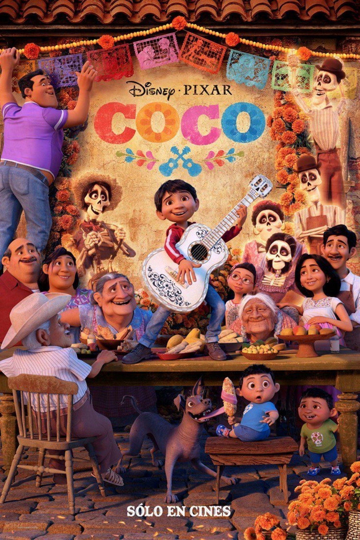 постер мультфильма тайна коко постеры фильмов Pixar