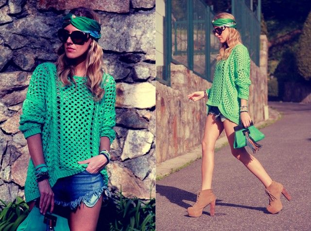 Look: STYLE LOVER - GREEN DAY - Vicky style lover - Trendtation