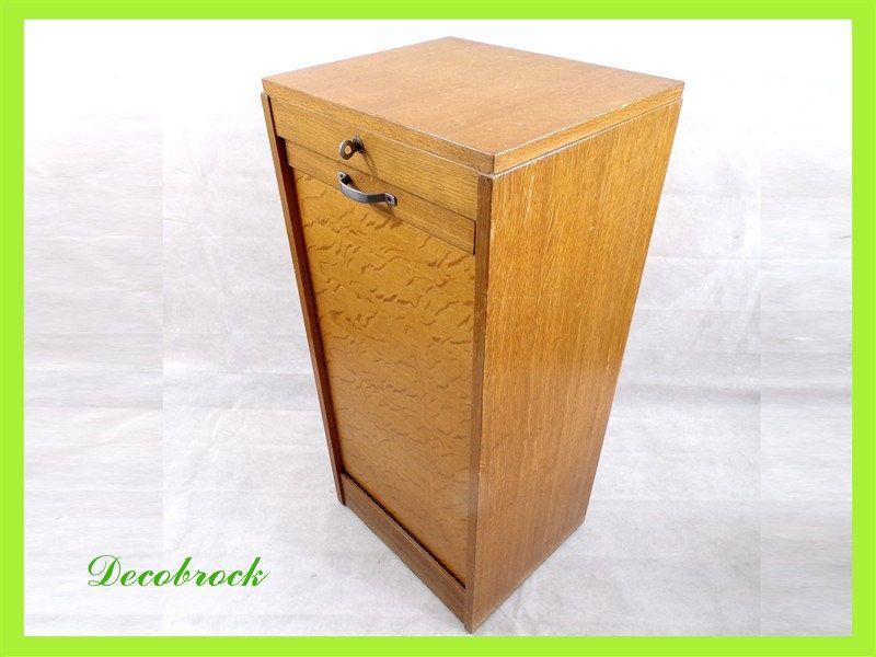 Vintage wooden desk curtains workbook furniture vintage france