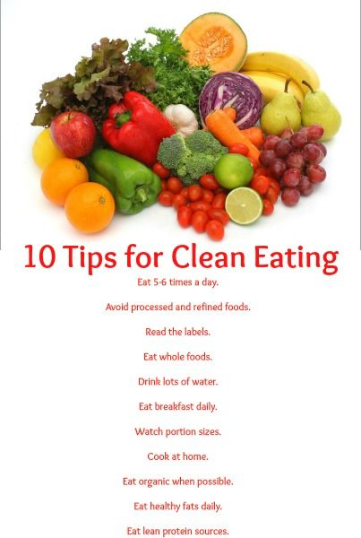 24 Clean Eating Tips to Lose Weight and Feel Great