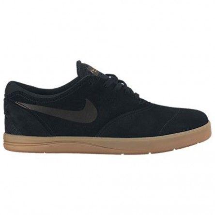 Nike SB Eric Koston 2 black/antracite-medium gum brown shoes are now in