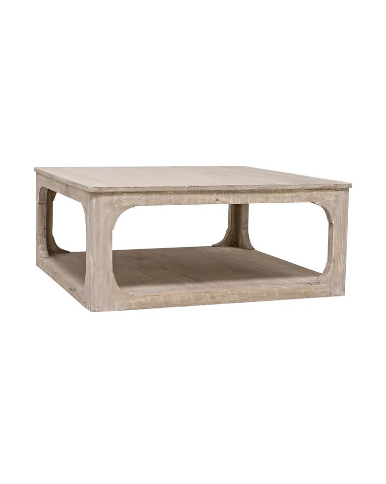 Albert Coffee Table Gray Wash Wax In 2020 Coffee Table Coffee Table Grey Reclaimed Wood Pieces
