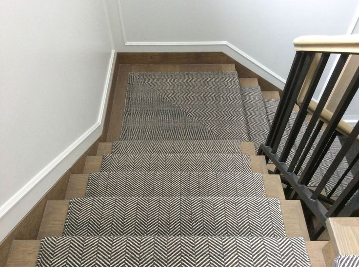 Best Cavalcanti Stair Runner In Herringbone Design Flatwoven 400 x 300