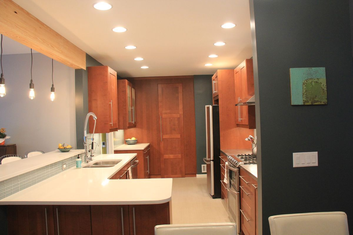 Galley Kitchen Remodelmarty's Laying Service In Omaha Ne Amusing Bathroom Remodeling Omaha Design Decoration