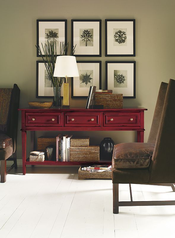 Hickory Chair With Walter E. Smithe Furniture Chicago