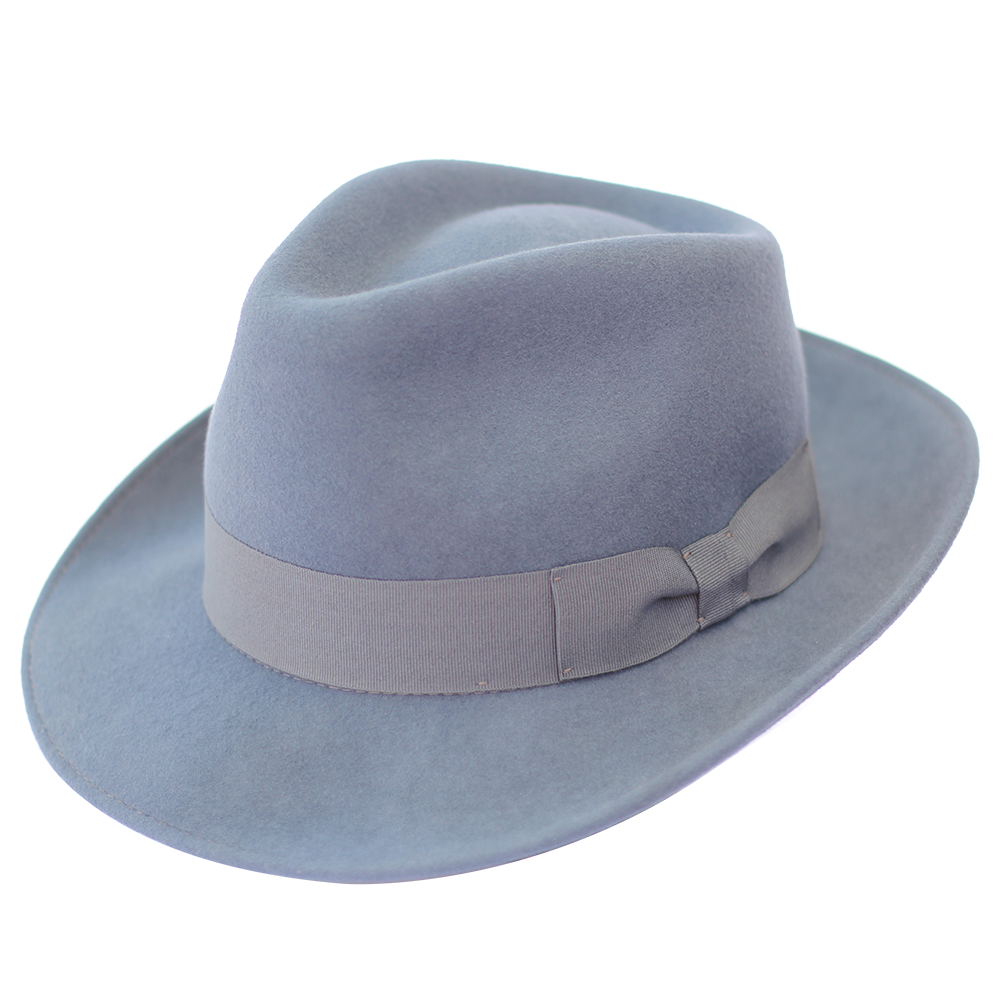 703699247a4 Antoine cadet grey A Well Dressed Man  Hats