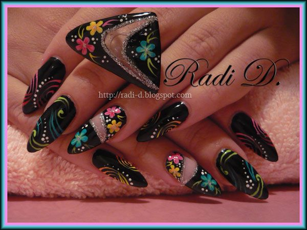 Its all about nails short stiletto nails nail art to try its all about nails short stiletto nails prinsesfo Image collections
