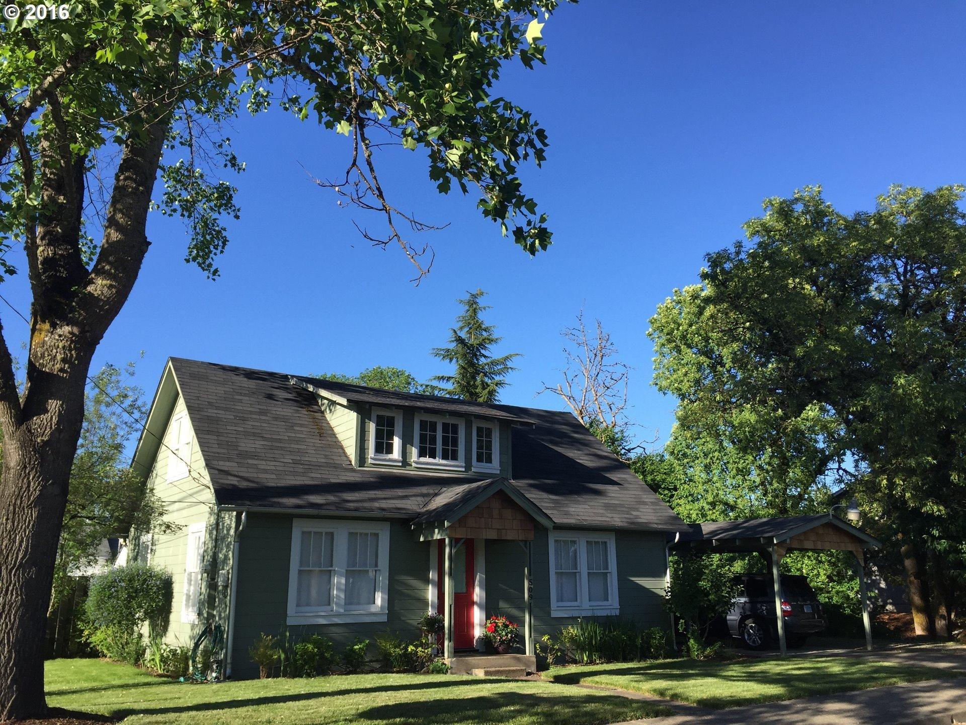 509 Northeast Sherman Street, Sheridan OR | Oregon Houses