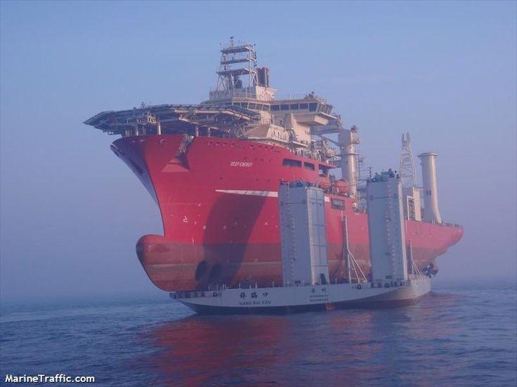 Heavy Lift Ship Heavy Lift Vessel Xiang Rui Kou Boats