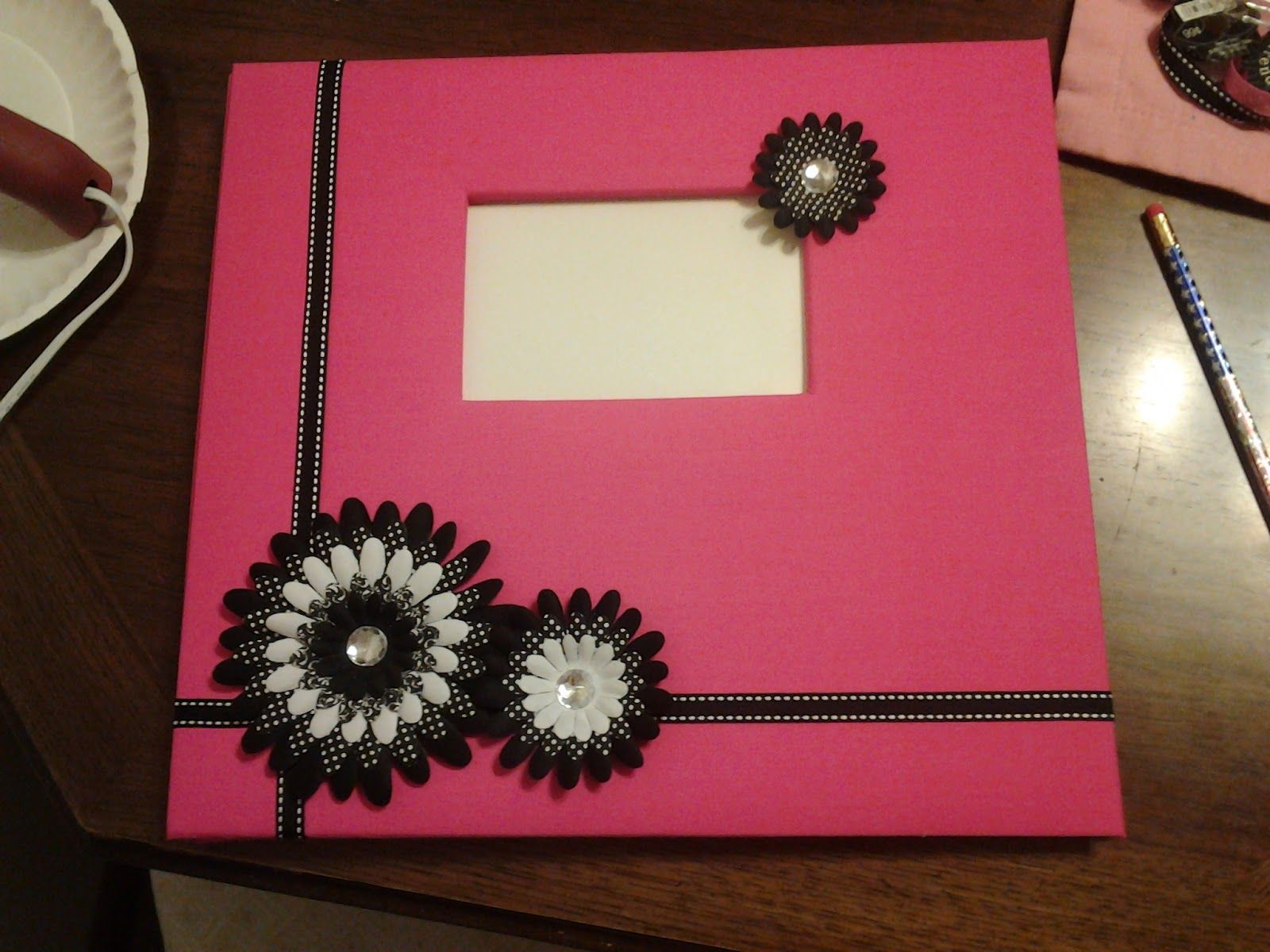 Make A Scrapbook Comemerating Everything From High School CoverDiy ScrapbookScrapbook AlbumsScrapbooking IdeasCraft