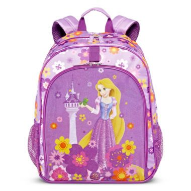 676ac51df911 Disney Collection Rapunzel Backpack found at  JCPenney