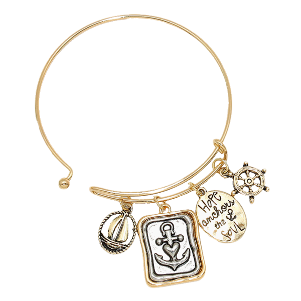 Charm Bracelet - UNMOVABLE