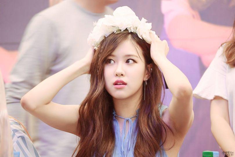 نتيجة بحث الصور عن صور روزي من بلاك بينك الكورية Blackpink Rose Girl General Black Pink