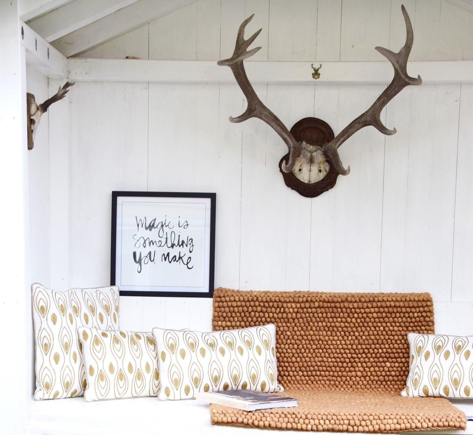 Mein neuer glücklicher Teppich und wollige Deko-Ideen für euch ...
