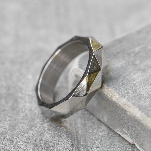 Mens Ring – Mens Silver Ring