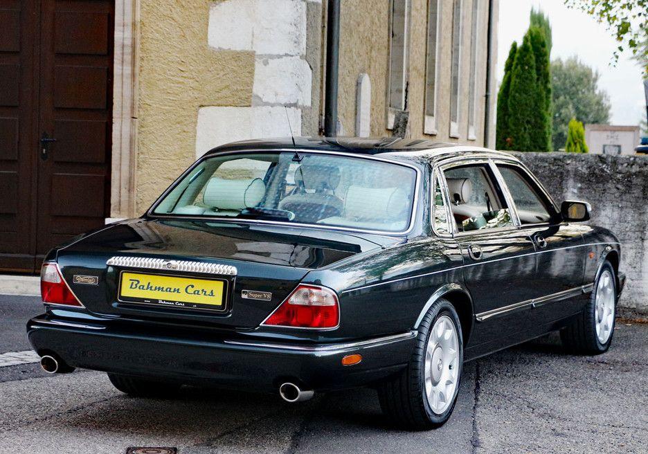 Bahman Cars Daimler Super V8 4 0 L Limousine With Images