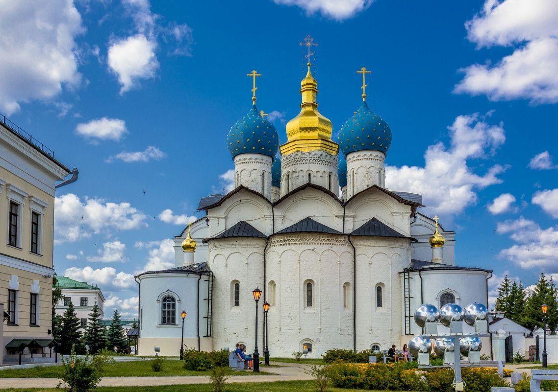 церкви россии. фото