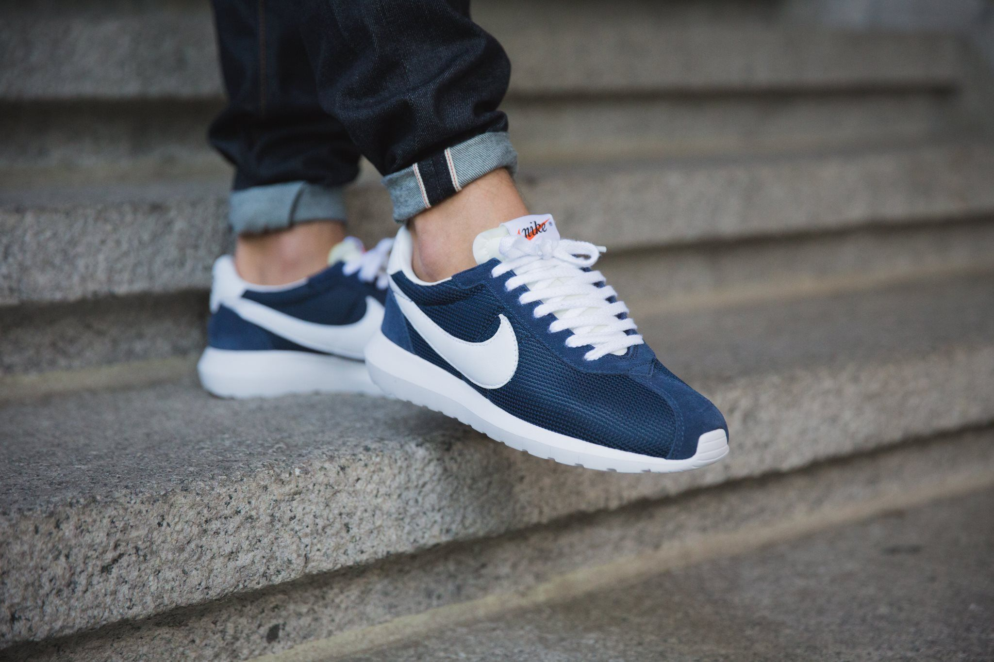 buy cheap a5973 1af19 Another Look At The Nike Roshe LD-1000 in Obsidian