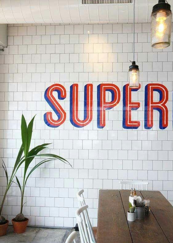 Pin By Matthew Runeare On B Side Interior Restaurant Design Decor