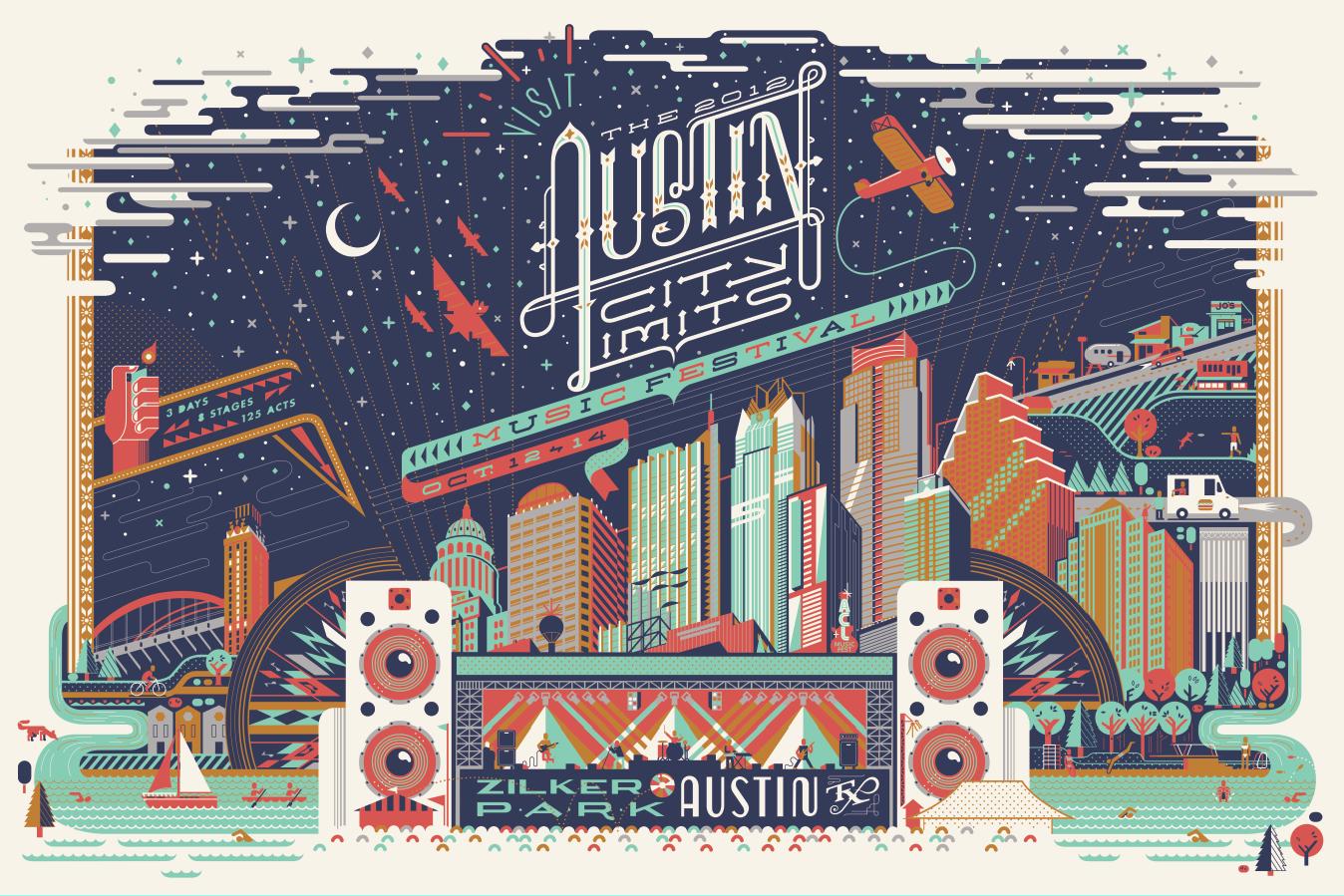 Anderson design group blog 2012 austin city limits music for Brochure design austin