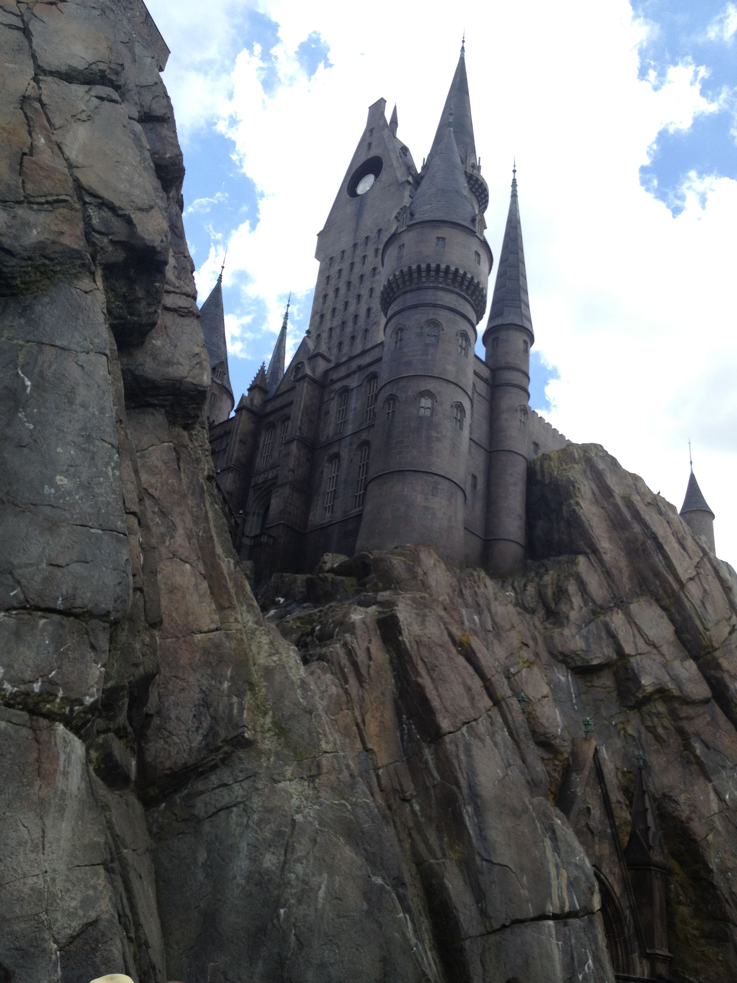 Harry Potter Universal Studios Lugares
