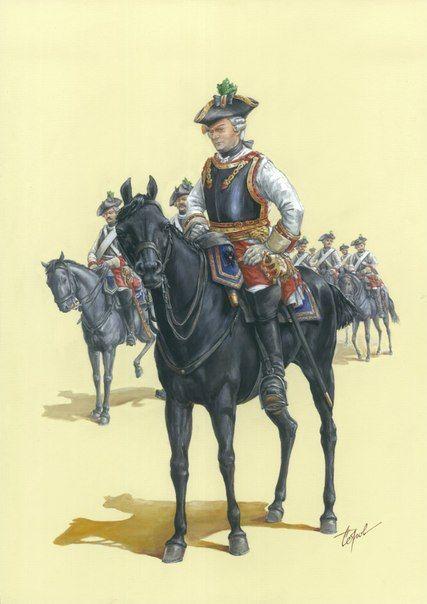 Austrian Cuirassiers Sergey Petrov | VK