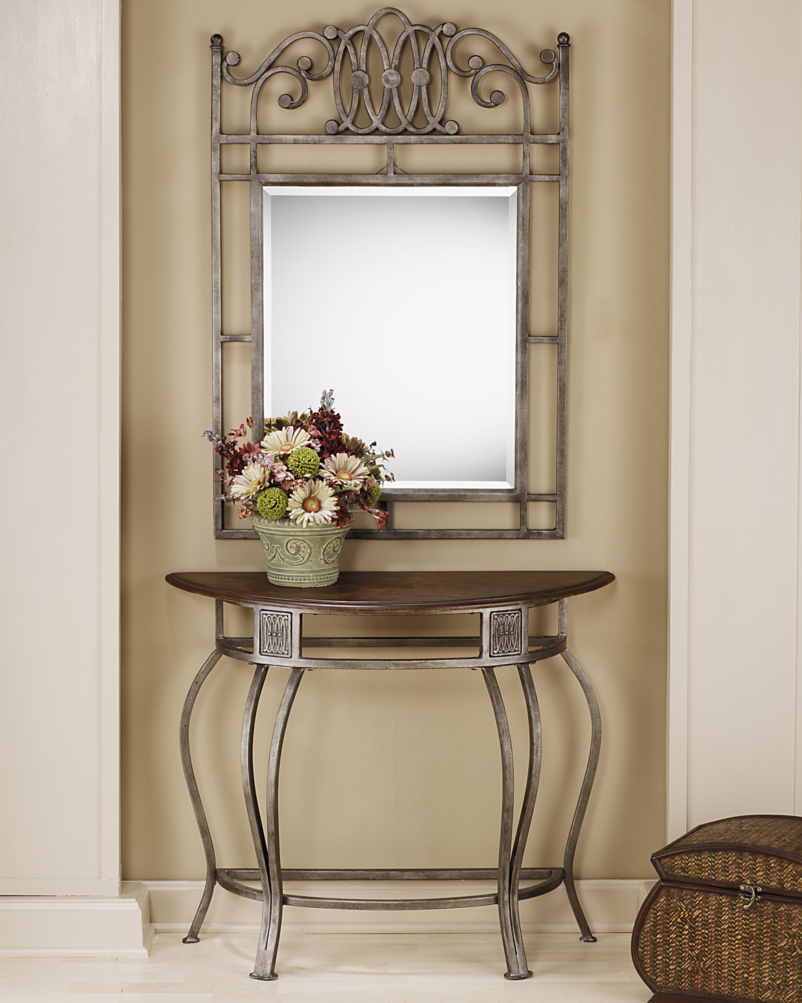 Console Mirror | Hillsdale | Home Gallery Stores